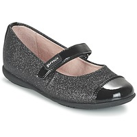 Shoes Girl Ballerinas Garvalin JALINA Black