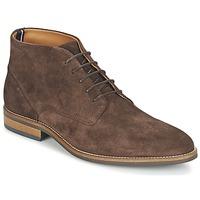 Shoes Men Mid boots Tommy Hilfiger DALLEN 10B Brown