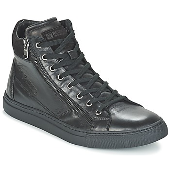 Shoes Men High top trainers Redskins NERINO Black