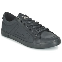 Shoes Men Low top trainers Redskins SABAR Black