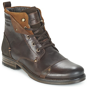 Shoes Men Mid boots Redskins YEDES Brown / COGNAC