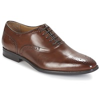 Shoes Men Brogue shoes Geox NEW LIFE A Brown