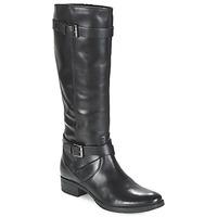 Shoes Women Boots Geox MENDI ST D Black