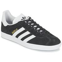 Shoes Low top trainers adidas Originals GAZELLE Black