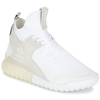 Shoes Men High top trainers adidas Originals TUBULAR X PK White