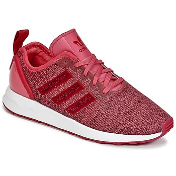 Shoes Girl Low top trainers adidas Originals ZX FLUX ADV J Pink