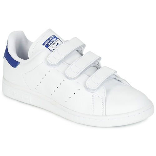 first rate pretty nice recognized brands adidas Originals STAN SMITH CF White / Blue - Fast delivery ...