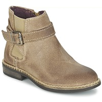 Shoes Girl Mid boots Mod'8 NEL BEIGE