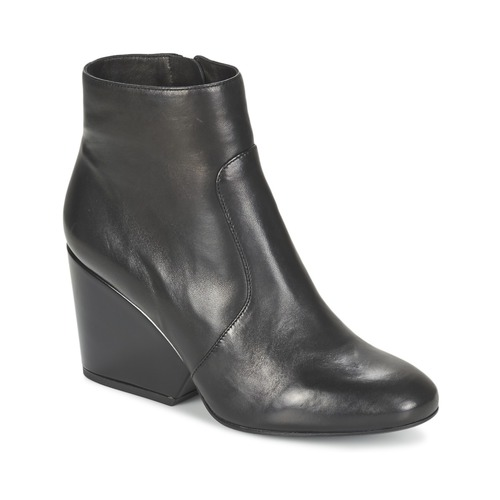 Shoes Women Ankle boots Robert Clergerie TOOTS Black