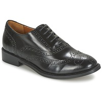 Shoes Women Brogue shoes Heyraud DEHBIA Black