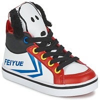 High top trainers Feiyue DELTA MID PEANUTS