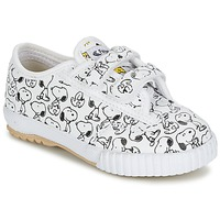 Low top trainers Feiyue FE LO SNOOPY EC