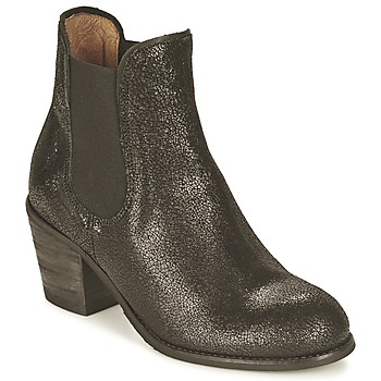 Shoes Women Ankle boots Coqueterra MAGGIE Black