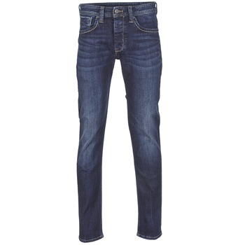 material Men straight jeans Pepe jeans CASH Blue / Dark