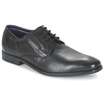 Shoes Men Derby shoes Bugatti FRUITOU Black