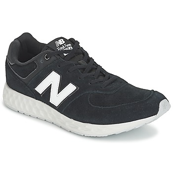 Shoes Low top trainers New Balance MFL574 Black / Grey