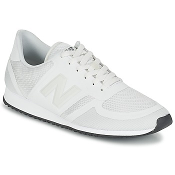 Shoes Low top trainers New Balance U420 White