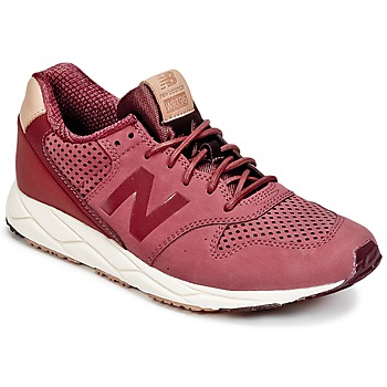Shoes Women Low top trainers New Balance WRT96 Red