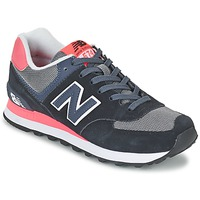 Shoes Women Low top trainers New Balance WL574 Black / Pink