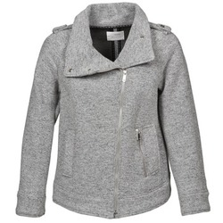 material Women Jackets / Blazers Gas CRISSY Grey