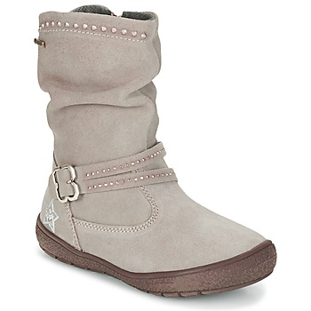 Shoes Girl Boots Primigi CALISHA-E TAUPE