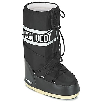 Shoes Snow boots Moon Boot MOON BOOT NYLON Black