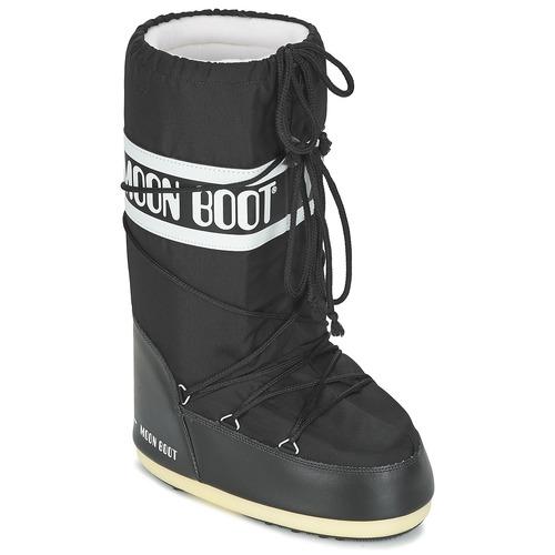 Shoes Snow boots Moon Boot MOON BOOT NYLON Black