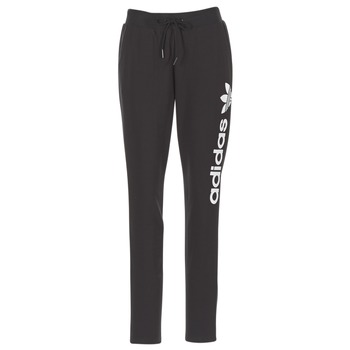 material Women Tracksuit bottoms adidas Originals LIGHT LOGO TP Black