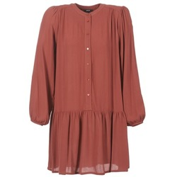 material Women Short Dresses Mexx LODIA Rust