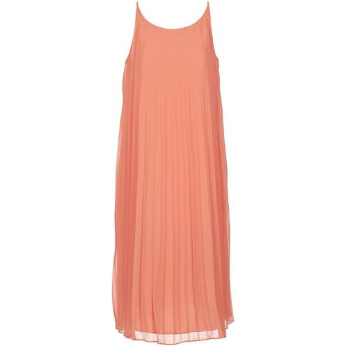 material Women Long Dresses BCBGeneration 616757 Coral