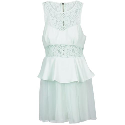 material Women Short Dresses BCBGeneration 617437 Green