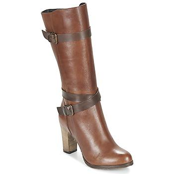 Shoes Women Boots Lola Espeleta REINETTE COGNAC