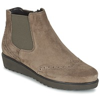 Shoes Women Ankle boots Ara ZIMLA Brown