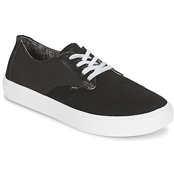 Shoes Men Low top trainers Globe MOTLEY LYT Black