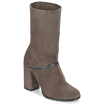 Shoes Women Boots Castaner CAMILA Brown
