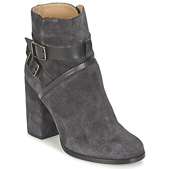 Shoes Women Ankle boots Castaner CARLA Grey