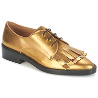 Shoes Women Derby shoes Castaner GERTRUD Gold