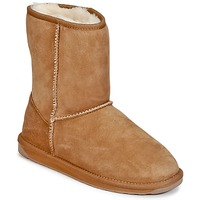 Shoes Women Mid boots EMU STINGER LO Chatain