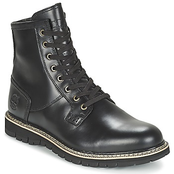 Shoes Men Mid boots Timberland BRITTON HILL PTBOOT WP Black