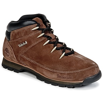 Shoes Men Mid boots Timberland EURO SPRINT HIKER Brown