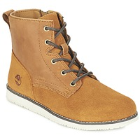 Shoes Children Mid boots Timberland NEWMARKET BOOT Wheat