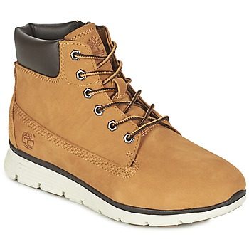 Shoes Children Mid boots Timberland KILLINGTON 6 IN Wheat