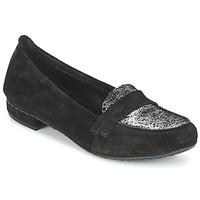 Shoes Women Loafers Regard REMAVO Black / Velvet