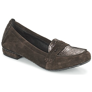 Shoes Women Loafers Regard REMAVO Brown