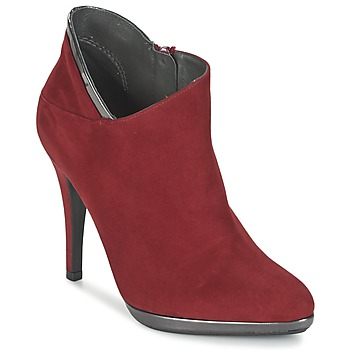 Shoes Women Low boots Peter Kaiser PALE Ruby / Suede