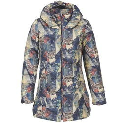 material Women Duffel coats Smash BOMBON Multicoloured