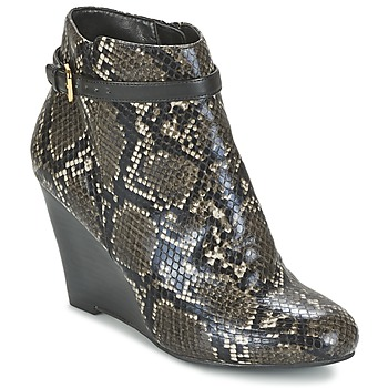 Shoes Women Ankle boots Lotus AIKEN Python