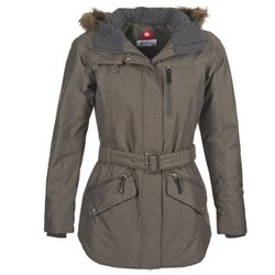 material Women Parkas Columbia CARSON PASS™ II JACKET TAUPE