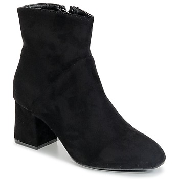 Shoes Women Ankle boots Spot on ELOUNDI Black