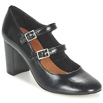 Shoes Women Court shoes Jonak ANTIOCH Black